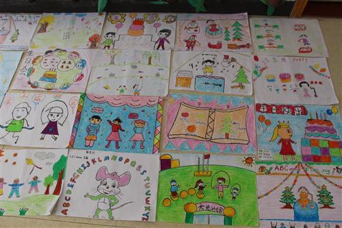 > 幼儿园动态      简笔画是幼儿教师必须掌握的一种技能,它简捷有效